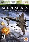 MICROSOFT ACE COMBAT 6 - XBOX 360